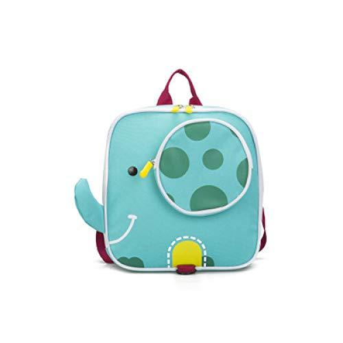 Koreanische Kinder Schultasche 2019 Neue Anti-Verlorene Rucksack Kindergarten Tasche Kleintier Tasche Kinder Süße Tasche 3 23 * 23 * 8Cm