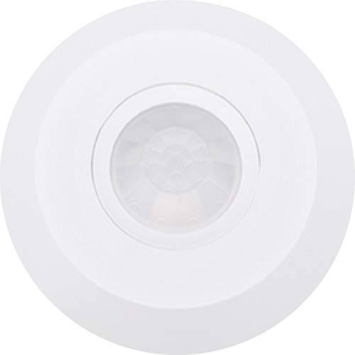 Garza - Reiher 430070Infrarot Bewegungsmelder Slim-Deckenleuchte, weiß