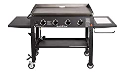 Blackstone 36 inch flat top gas grill review