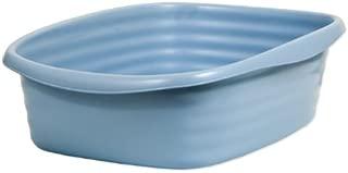 Arm & Hammer Cat Pan/Litter Box, Jumbo, Pearl Ash Blue