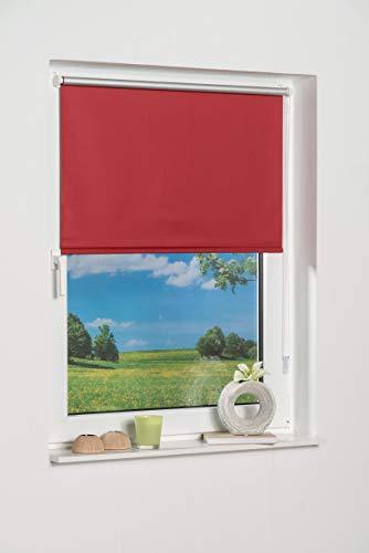 K de Home 238154–6Klemmfix–Estor de Mini 209, plástico, Rojo, 150x 90x 5,7cm