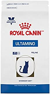 Royal Canin Veterinary Diet Feline Ultamino Dry Cat Food 5.5 lb