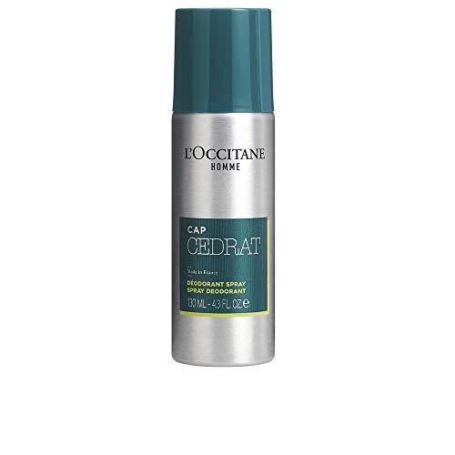 ロクシタン(L'OCCITANE) セドラ オム リフレッシングスプレー 130ml アクアティックシトラス