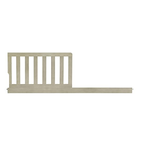 Evolur Julienne Toddler Rail, Cloud, Antique Bronze