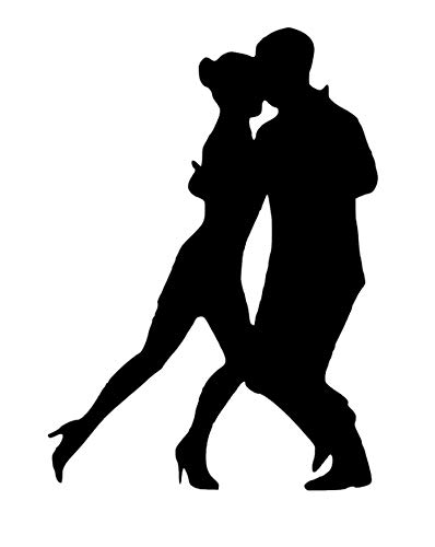 Aufkleber Tanzen Nr. 11