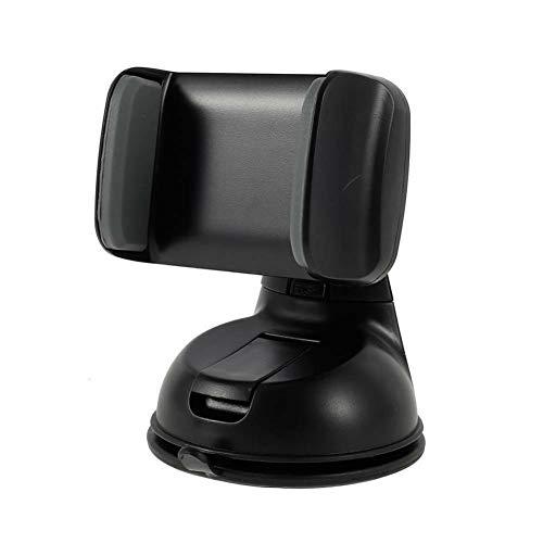 USNASLM Soporte universal para teléfono móvil de coche, rotación de 360 grados, soporte de succión para teléfono celular, soporte para iPhone