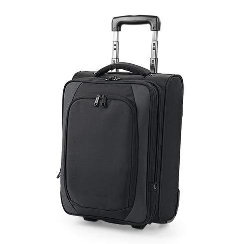 Quadra - Valise cabine trolley poche spéciale laptop AIRPORT