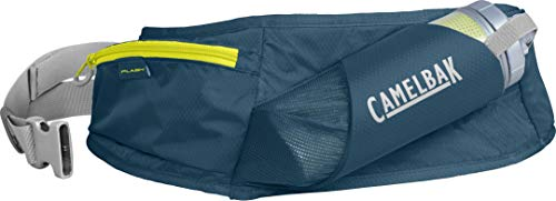 CAMELBAK Unisex– Erwachsene Flash Belt Trinkgürtel, Corsair Teal/Sulphur Spring, 17oz
