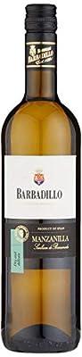 Barbadillo Manzanilla Dry Sherry Wine, 75 cl