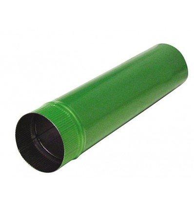 FLEXTUBE GR /Ø 30mm Longueur 5m Tuyau spirale en PVC comme tuyau daspiration et de refoulement flexible poids moyen transparent vert