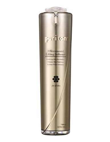 Puriton Effervescent Lifting Softener, Skin Care Anti Aging Cream for Skin Tightening and Firming (3.3 Fl Oz)