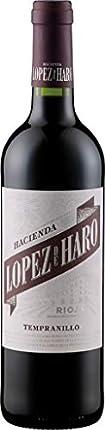 Vino Rioja Hacienda Lopez de Haro Tempranillo