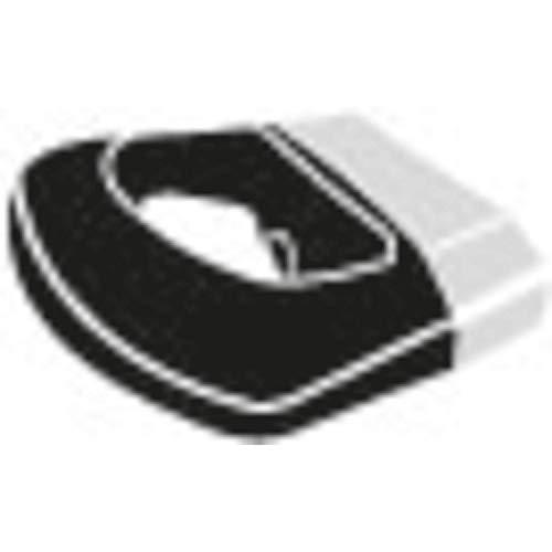 Silit reserveonderdeel pannengreep snelkookpan Sicomatic econtrol Ø 22 cm kunststof zwart