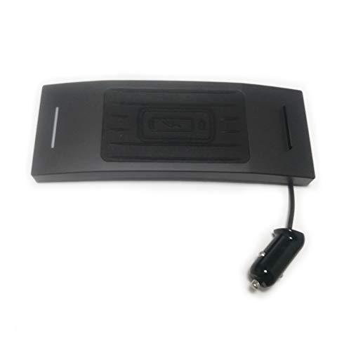Keep it simple 10W Car Qi Wireless Charger Cargador de teléfono móvil CARGER CARTEGRING Accesorios Ajuste para Audi A6 C7 RS6 A7 2012-2018 Fit para iPhone 8 x