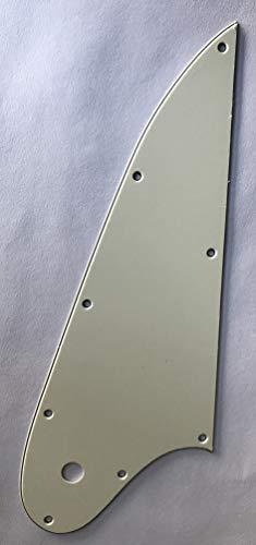 Placa para golpeador de guitarra Gibson Firebird, 3 Ply Mint Green