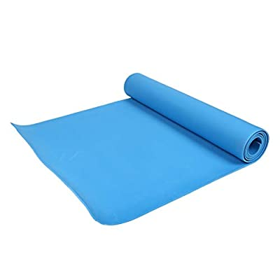 DXR 4mm EVA Yoga Mat for 3 Colors,Eco-Friendly Baby Crawling Sleeping Pad Fitness Accessories