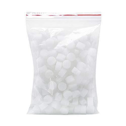 NEYOANN 300 esponjas de filtro de repuesto para limpiador de poros, removedor de puntos negros, accesorios de la máquina de succión