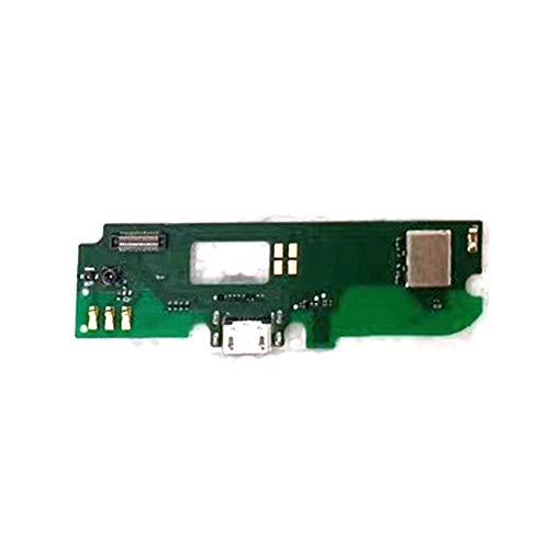 HDHUIXS Compatibilidad Puerto USB de Carga Junta Fit For Alcatel OT 8020 héroe N3-8020D OT-8020E USB Base de Carga del Puerto Flex Piezas de reparación del Cable Profesional