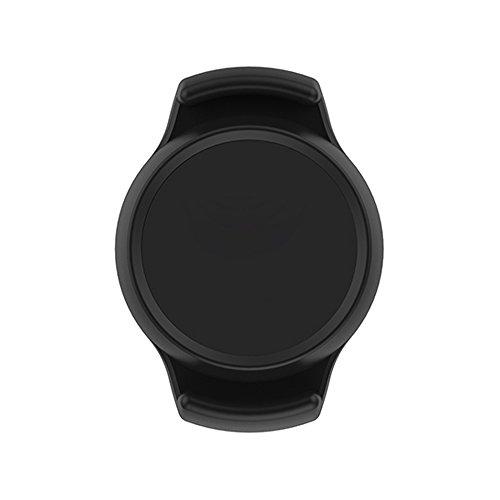 Walory -Capteur de Vitesse de vélo sans Fil BT & Ant + pour vélo Compteur de Vitesse Ultra-Petit pour Ordinateur IPX7 8g