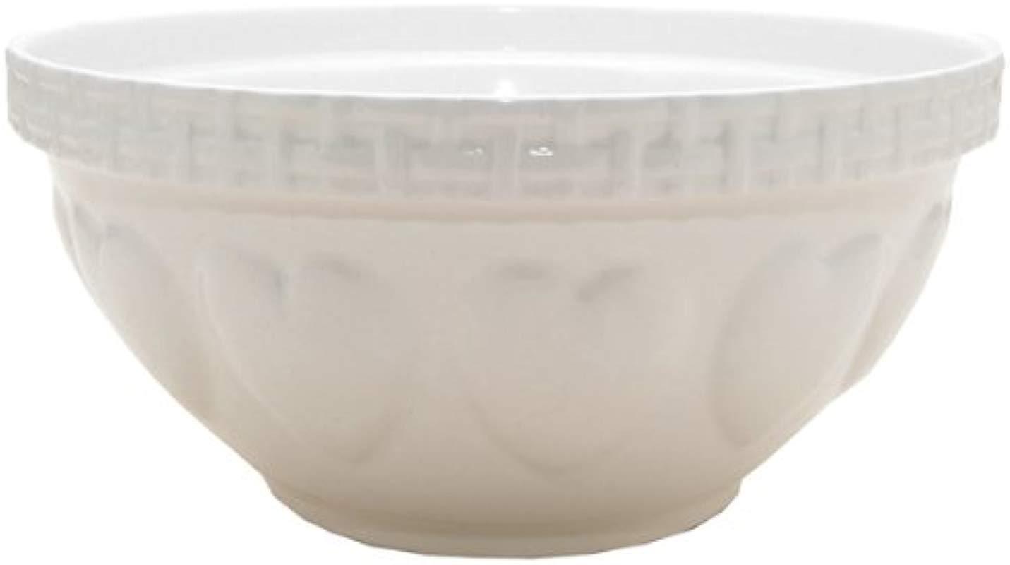 Mason Cash Hearts Mixing Bowl Cream 4 25 Quart