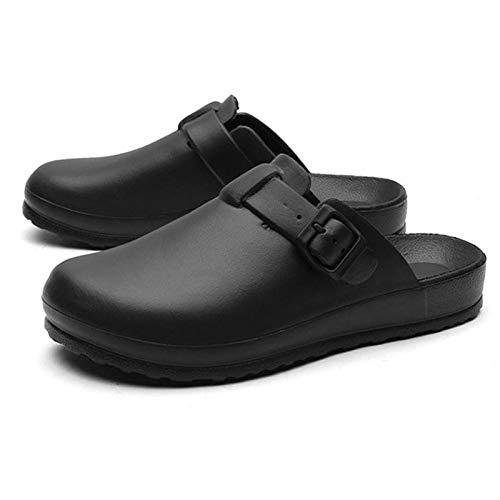 Sebasty Zapatos De Trabajo para Médicos Y Enfermeras,Zapatos Quirúrgicos De EVA para Mujeres Y Hombres,Zapatillas De Laboratorio Antideslizantes para Quirófano,Zapatillas Médicas Impermeables,41