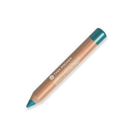 Yves Rocher COULEURS NATURE Jumbo Lidschattenstift COULEUR VÉGÉTALE Turquoise Agave nacré,...