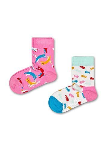 2-Pack Cat Socks