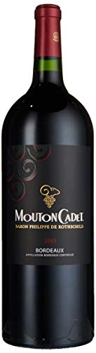 Baron Philippe de Rothschild Mouton Cadet Rouge Bordeaux AOC Magnum (1 x 1.5 l)