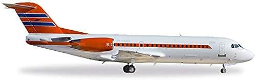 Vuelta de 10 dias Herpa 557948Netherlands 557948Netherlands 557948Netherlands Government Fokker 70, vehículos en Miniatura  precios mas baratos