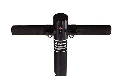SXT scooters Trottinette lectrique Neo en Aluminium et Batterie Lithium Noire