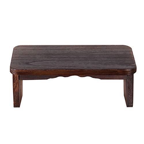 YKKHHCD Japanese Meditation Stool, Solid Wood Meditation Stool Sitting...