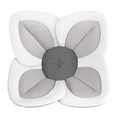 Blooming Bath Lotus - Baby Bath (Gray/Dark Gray)