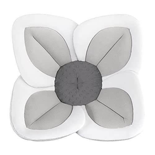 Blooming Bath Lotus Baby-Badewanne (grau/hellgelb)