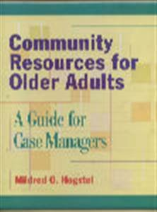 Community Resources for the Older Adult