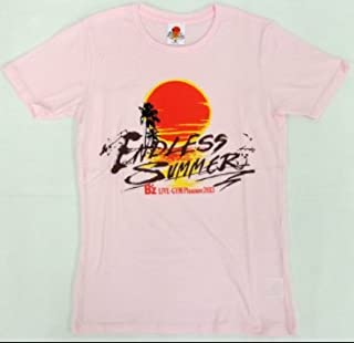 B'z Tシャツ ピンク Sサイズ 「B'z LIVE-GYM Pleasure 2013 -ENDLESS SUMMER-」