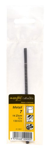 Augusta lames de scie bocfil-Lot de 12–130 MM...