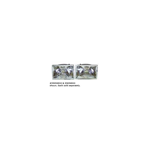 Optique Phare Droit Electrique Jeep Grand Cherokee Zj 1993-98