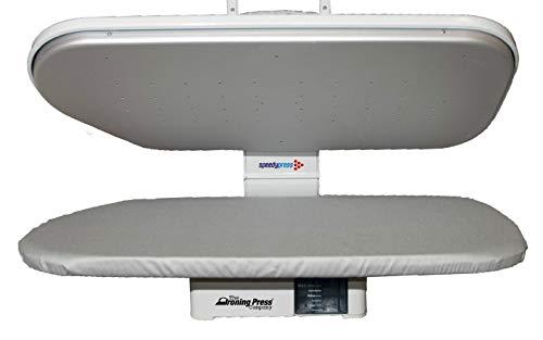 Ersatzbezug und Schaumstoff-Filzauflage für Bügelpresse, 4unterschiedliche Größen 65 cm
