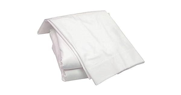 Pack of 12 42x 34 R/&R Textile Mills AX30001 White R/&R Value X30001 T130 Standard Pillow Case 42x 34