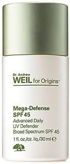Dr. Andrew Weil for Origins Mega-Defense UV defender SPF 45 by Origins