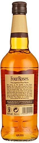 Four Roses Bourbon Whisky (1 x 0.7 l) - 3
