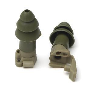 Ear Plugs Nrr 24 Impulse Battleplugs Meduim