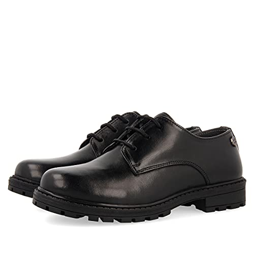 Zapato colegial Negros para niño VORU