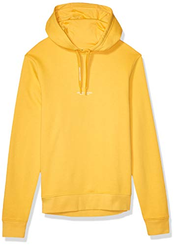Armani Exchange AX Herren Long Sleeve Slim Fit Zip Up Sweatshirt, Handwerker Gold, XX-Large