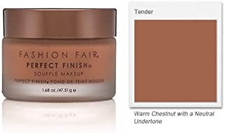 Fashion Fair Oil-Free Perfect Finish Souffle Makeup - Tender