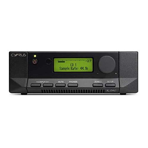 Amplificatore Stereo Integrato 2x88 Watt DAC High Grade 24/192 Cyrus 8.2 DAC