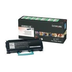 Lexmark 0E360H11E Tonerpatrone (9000 Seiten) für E360/460