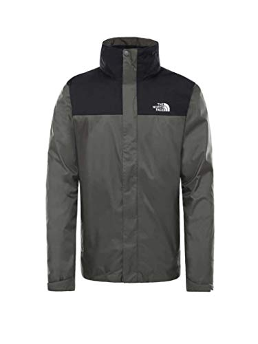 The North Face Evolve II Triclimate - Chaqueta impermeable para hombre...