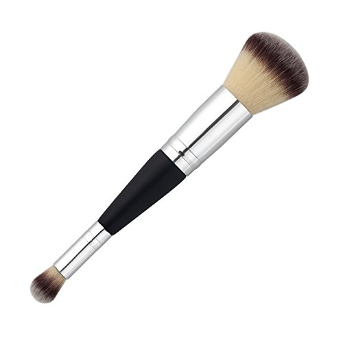 Doppel-Ended Professionelle Kosmetik Meke Up Pinsel Gesichtspinsel Rougepinsel Foundation Brush Puderpinsel Augenbrauenpinsel Lidschattenpinsel