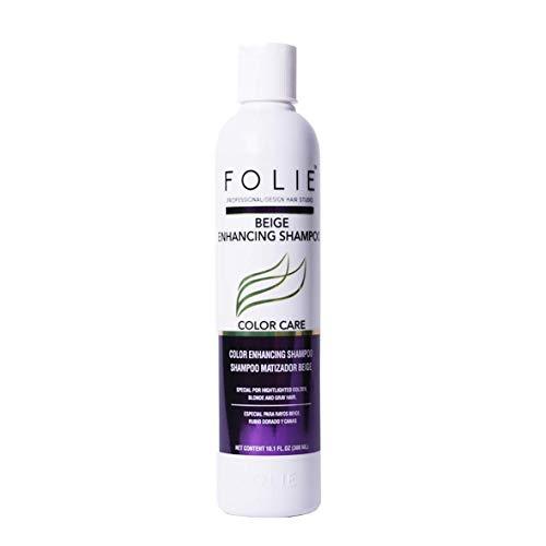 Shampoos Profesionales Shampoo marca FOLIE PROFESSIONAL/DESIGN HAIR STUDIO